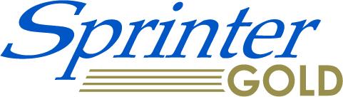 Sprinter GOLD Greyhound Products